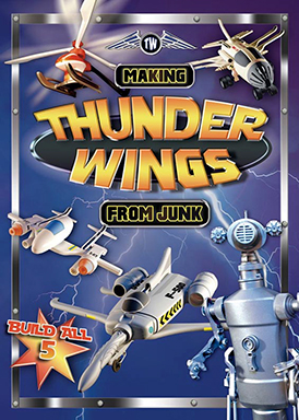 PDF Download – Making Thunderwings from Junk