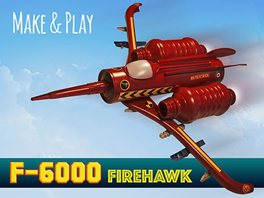 F6000 FIREHAWK