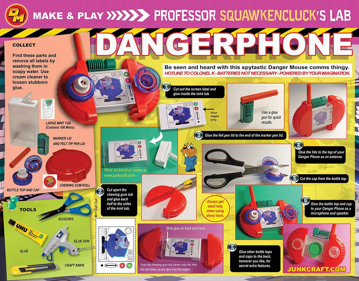 danger-phone